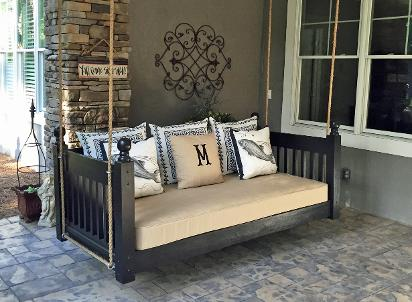 You Wont Find This Quality On A Swinging Porch Bed For Price Anywhere Else