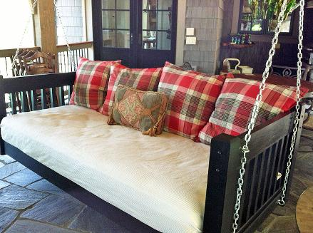swinging bed, atlanta